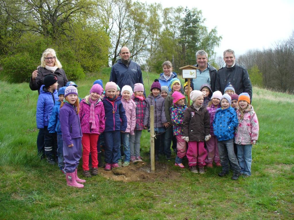 Baumpflanzung2014