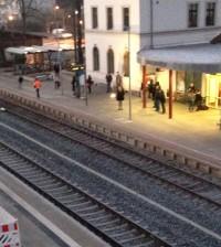 Bahnhof Naunhof
