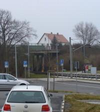 Bahnbrücke Kühren