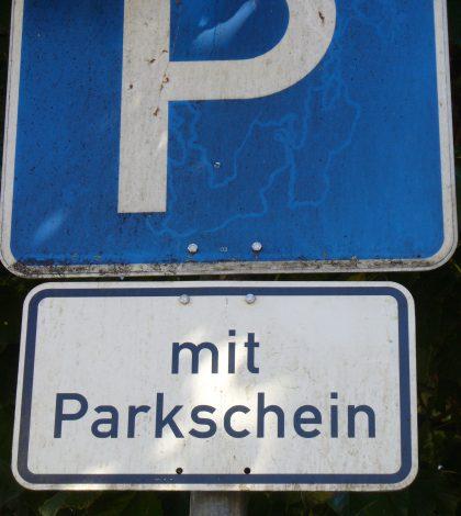 Parkplatzkonzept