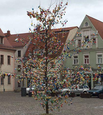 Osterbaum Wurzen 2016